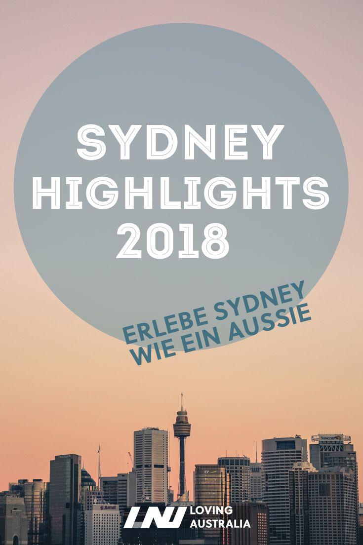 Für deinen Besuch in der Hauptstadt von New South Wales solltest du natürlich auch die besten Sydney Sehenswürdigkeiten kennen. Wir haben dir die Highlights und viele Reise-Tipps für Sydney zusammengestellt.  #lovingaustralia #australien #sydney #sehenswürdigkeiten