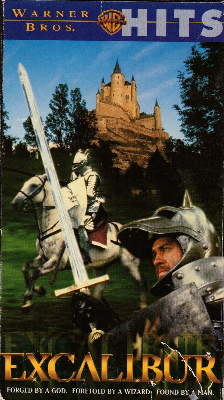 Amazon.com: Excalibur [Blu-ray]: Nigel Terry, Helen Mirren ...