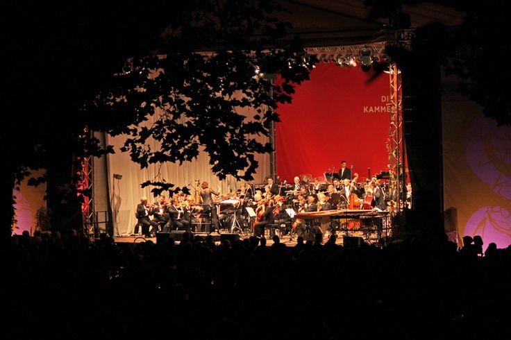Sommer in Lesmona – Wenn ein Park zum Konzertsaal wird