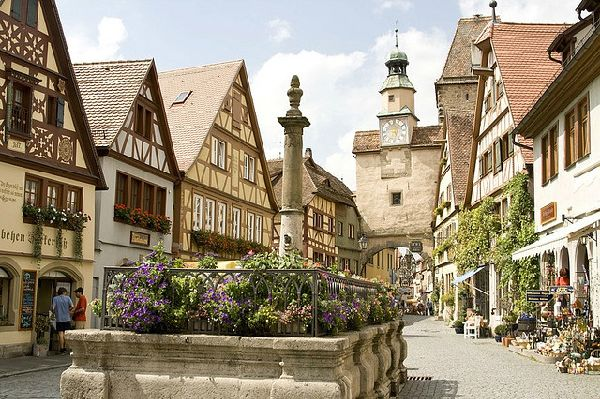 Rothenburg an der Tauber