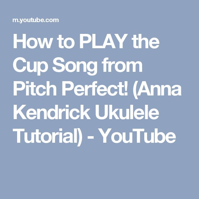 best 25 anna kendrick cup song ideas on pinterest cups pitch perfect pitch perfect song and. Black Bedroom Furniture Sets. Home Design Ideas