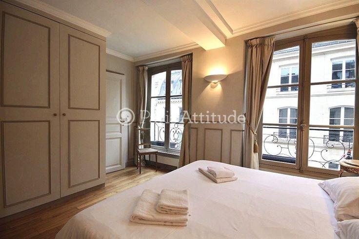 Louer un Appartement à Paris 75001 - 45m² Louvre - ref 3245