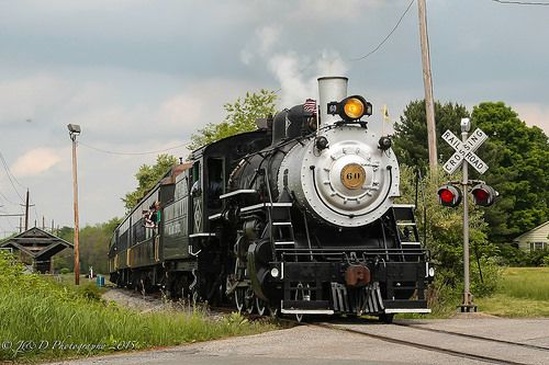 2 8 0 Consolidation Type Locomotives: Black River And Western Railroad #60, A 2-8-0