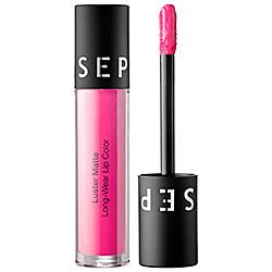 I have this in cranberry and it's beautiful. Bold Matte colors. doesn't dry my lips. What it is:An ultralightweight, modern matte lip color with a subtle sheen.  What it does:This innovative formula saturates lips with a hint of luster for full, matte coverage that won't dry out or crack. Nourishing, feather-light rose hip seed oil