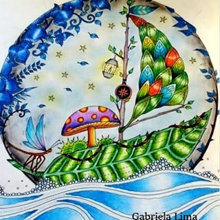 Inspirational Coloring Pages By Gabriela Lima Gabrielalimacaires Inspiracao Coloringbooks Livrosdecolorir Jardimsecreto