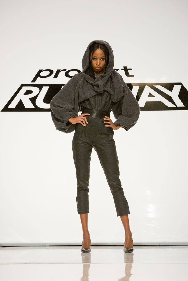 Emily Paynelook from episode3 of Project Runway Season 13