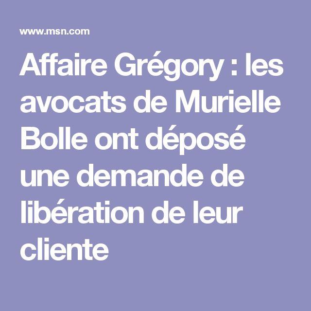 Affaire Grégory : les avocats de Murielle Bolle ont déposé une demande de libération de leur cliente