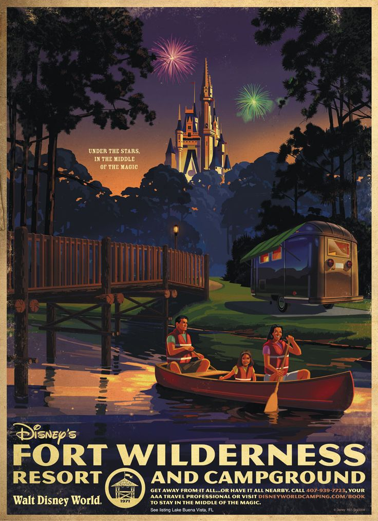 disney's fort wilderness resort campground | Disney's Fort Wilderness Resort & Campground - Orlando Florida | AAA ...