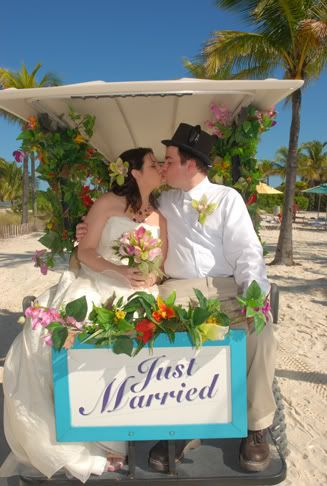 castaway cay wedding   25th Wedding Ann. Vow Renewal Castaway Cay - The DIS Discussion Forums ...