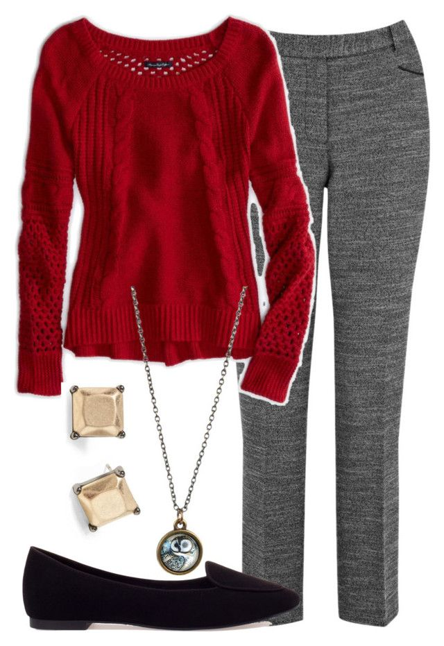 """Teacher Outfits on a Teacher's Budget 145"" by allij28 ❤ liked on Polyvore featuring Oasis, American Eagle Outfitters, Pull&Bear and Hive & Honey"