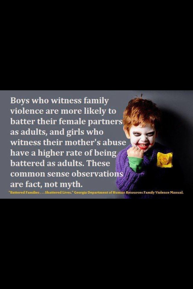children who witness violence Little is known about the effects of witnessing violence on elementary-school- aged children who are not themselves victims of violence prior research has.