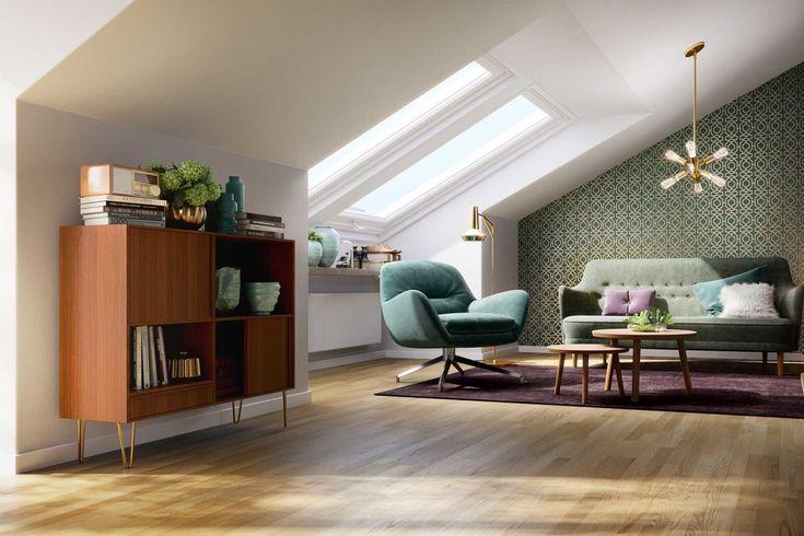 Kvibergs Esplanad interior, loft apartment