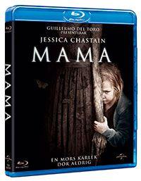Recension av Mama. Skräck av Andrés & Barbara Muschietti med Jessica Chastain, Nikolaj Coster-Waldau, Megan Charpentier och Isabelle Nélisse.