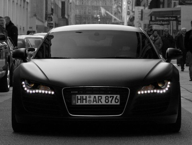 Audi LED Headlights. Thank you Audi, because of your designs, there is a giant demand for custom LED Headlights!