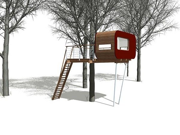 28 Best Images About Baumraum Auf Pinterest | River Cabins ... Das Magische Baumhaus Von Baumraum