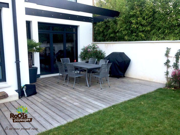94 best Comment aménager un toit terrasse? images on Pinterest