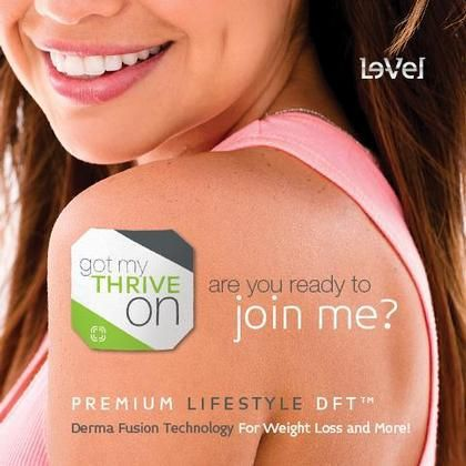 Follow these Thrive DFT Patch instructions to ensure you get the best results when you take the Thrive experience.