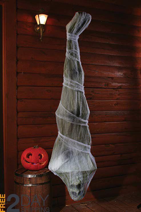 80+ Easy DIY Halloween Decoration Ideas Halloween Pinterest