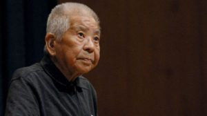 """He survived not one only one, but two atomic blasts-in Hiroshima and in Nagasaki! His name was Tsutomu Yamaguchi. He is recognized as """"nijyuu hibakusha:."""