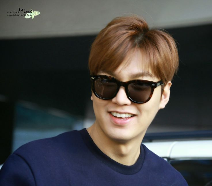 Lee Min Ho Arrival, Incheon International Airport- 25.04.2015