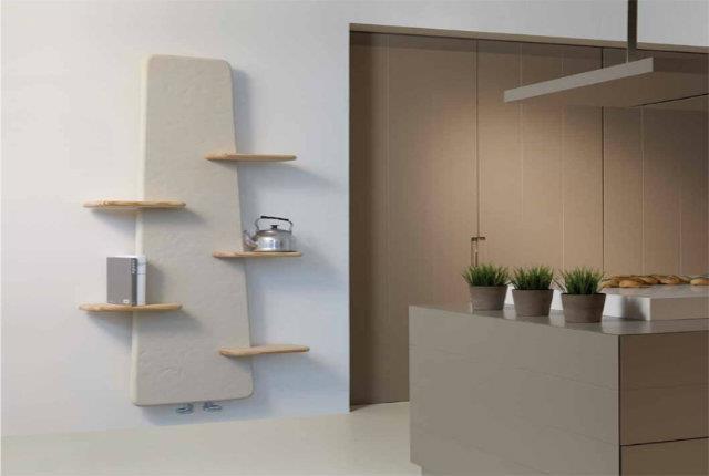 I RADIATORI IN CEMENTO: http://fanpa.ge/tendenze-design      Una linea di radiatori firmati Roberto Giacomucci per Concrete Lab che apre gli orizzonti dei termosifoni rispondendo al gusto di quanti amano utilizzare il cemento.