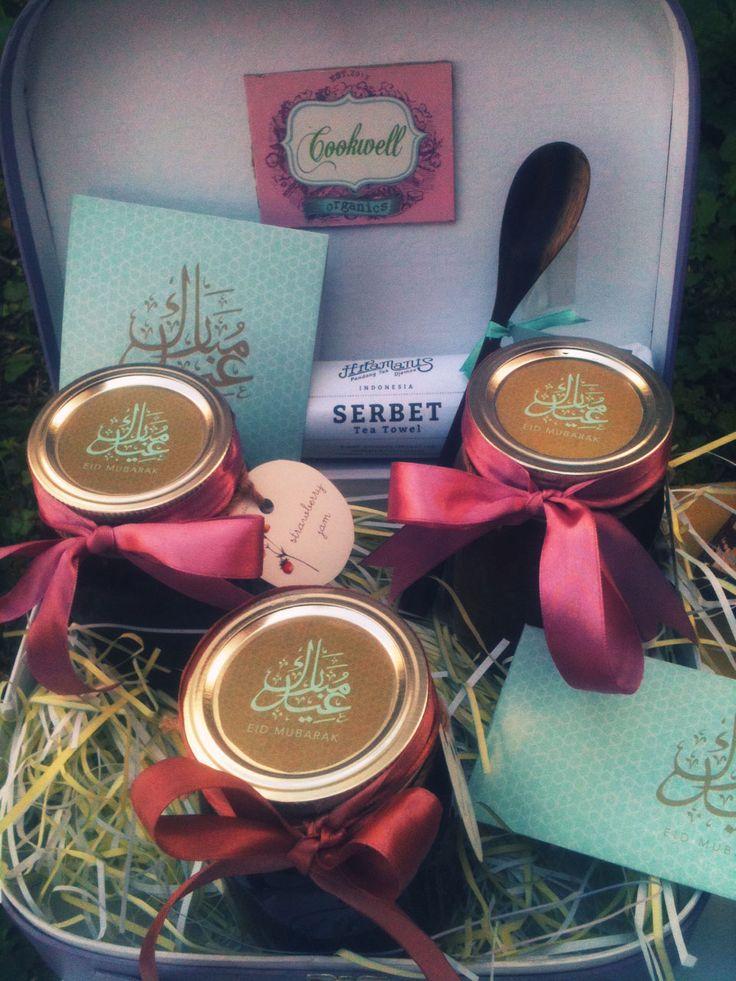 Eid Mubarak 2015 Gift hampers The Caramels set  www.cookwellorganics.com