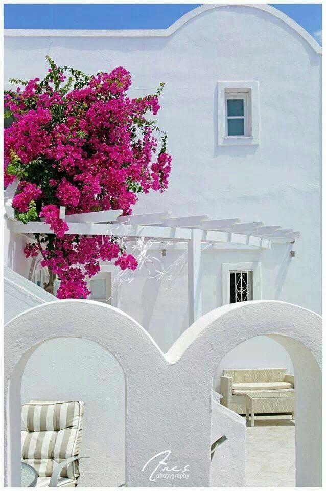 The beautiful Greek style!