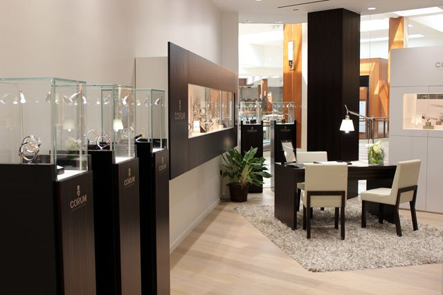 Corum opens a new boutique in the USA