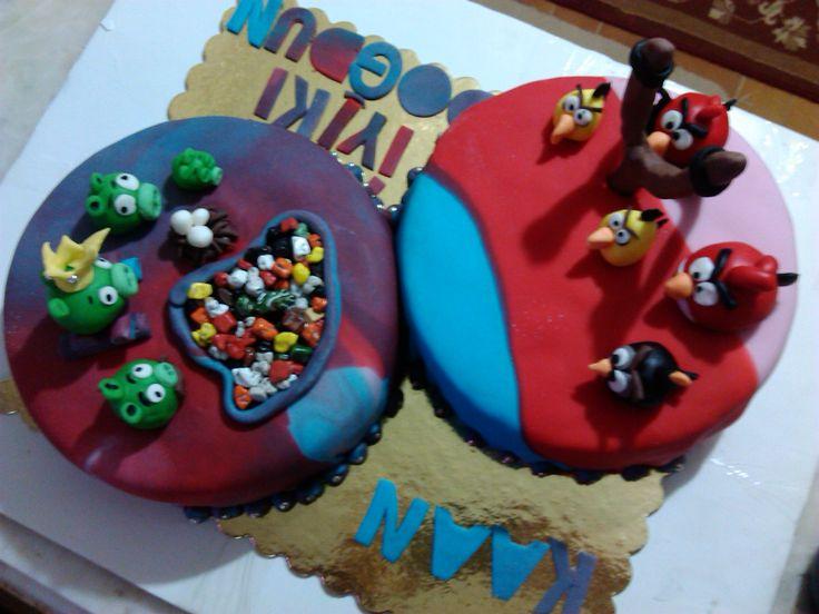 Kaan'ın 6. doğum günü pastası