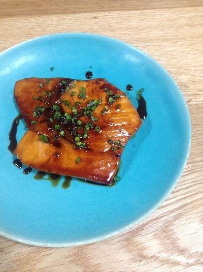 滅多に買わない魚が安い 「メカジキの照焼き」 by ダンチゴハンさん ...