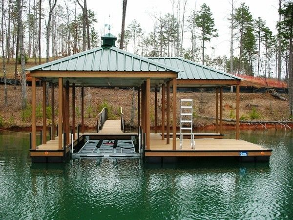The Cliffs Approved Dock With Boat Lift Boat Lift Lake
