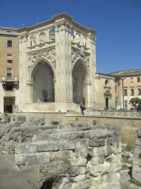 "Located 12 km away from lecce, a city that competes to become  ""capital of European culture "" by 2019 and 20 kms away from Otranto, a Unesco site."