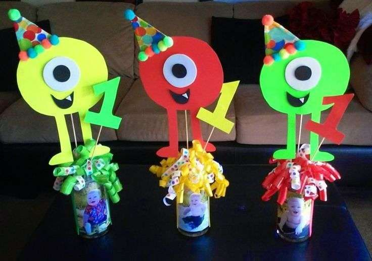 Monsters Birthday Party Ideas | Photo 1 of 33