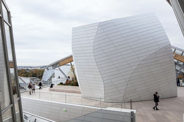 Gallery of Frank Gehry's Fondation Louis Vuitton / Images by Danica O. Kus - 12