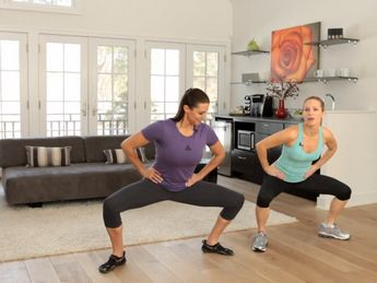 Doing A 4-Minute Workout With WWE Executive/Busy Mom Stephanie McMahon