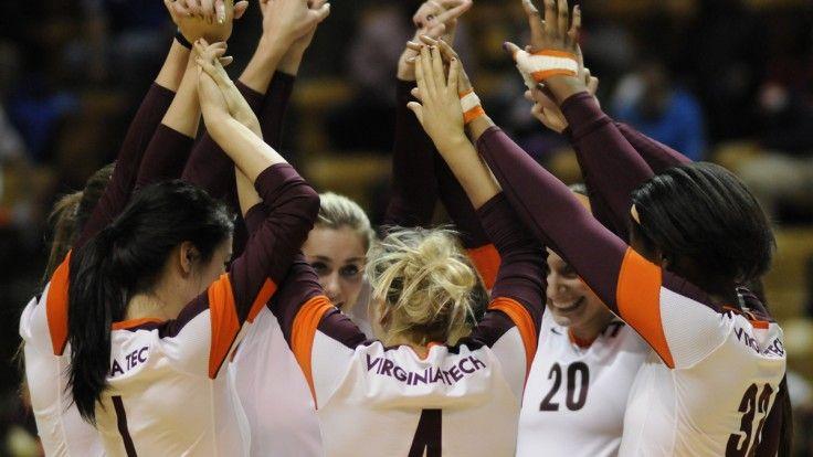 2014 Virginia Tech volleyball schedule