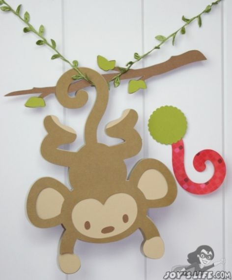 Looks like some monkey business to me!