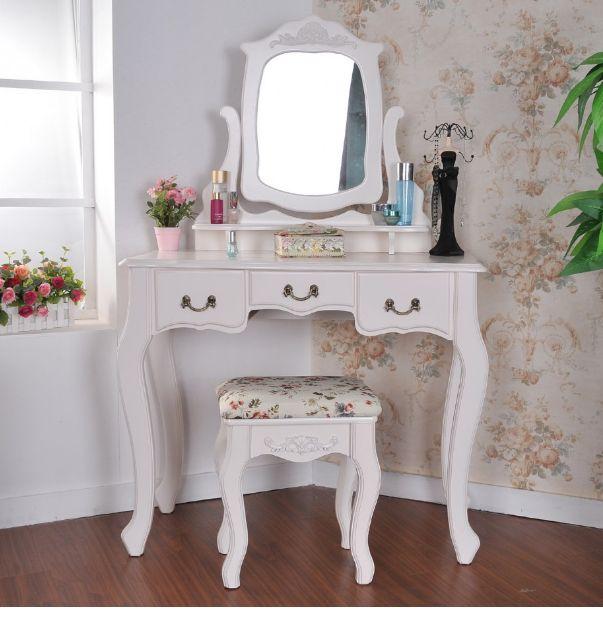 Best Corner Vanity Table Images On Pinterest Corner Makeup - Corner makeup vanity table
