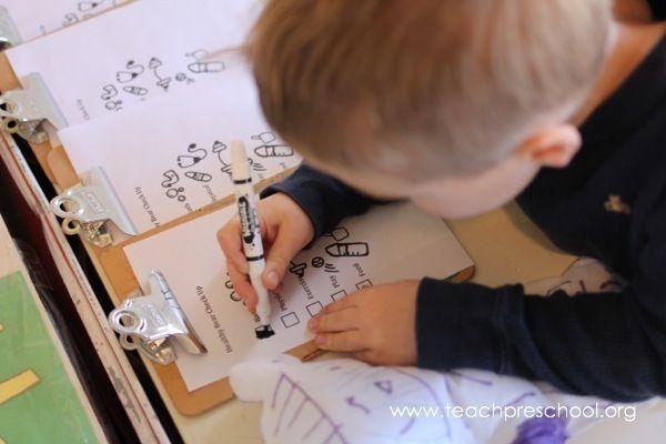 Wake Up Bear by Teach Preschool