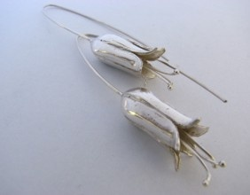 Flower earrings - Lady Peculiar