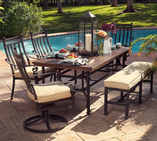 22 Awesome Outdoor Patio Furniture Options And Ideas Patio