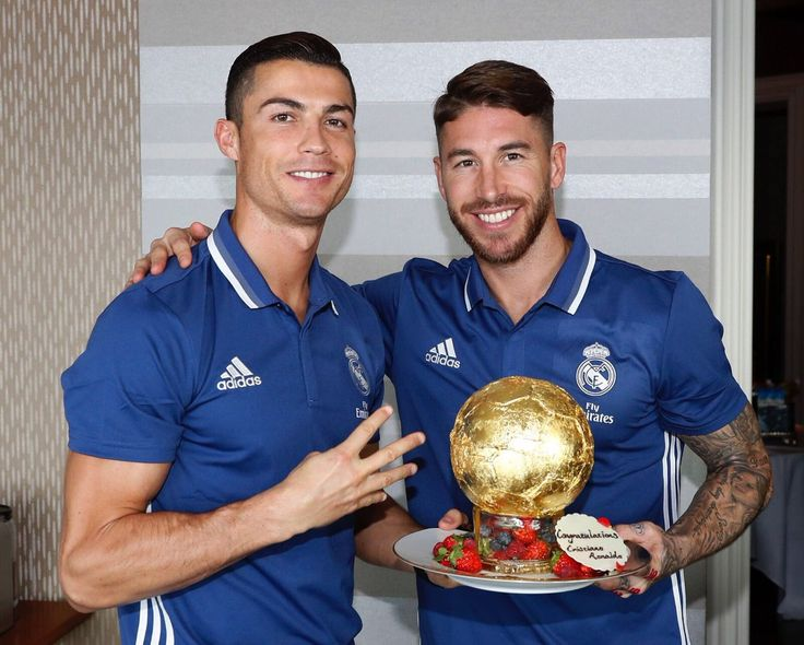 Cristiano & Sergio Ramos