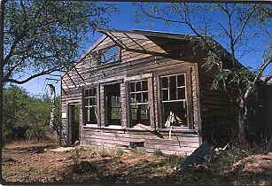 Ruby, Arizona- one of the best preserved ghost towns in Arizona