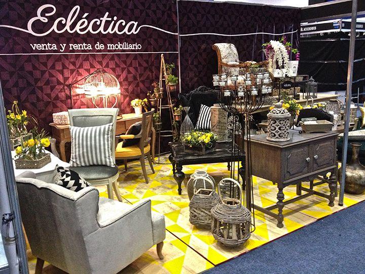 Conoce la historia de Grissel, la fundadora de Ecléctica una increíble tienda de venta y renta de mobiliario para eventos.