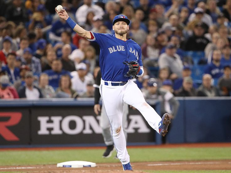 Don't expect Jays' Donaldson to return any time soon