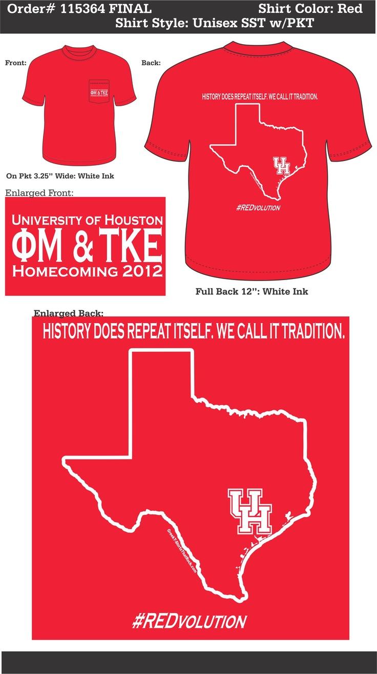 Shirt design for alumni homecoming - Phi Mu Tau Kappa Epsilon Homecoming Http Www Greekt Shirtsthatrock