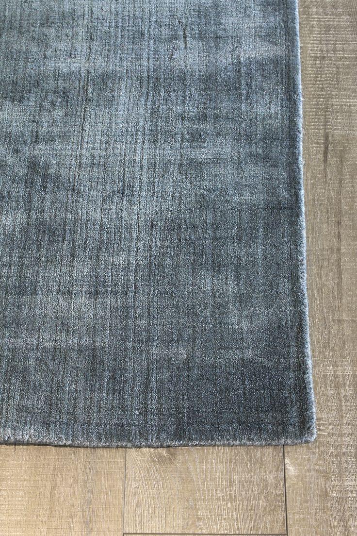 The Rug Collection - Polo Lagoon Silk Linen 250x350