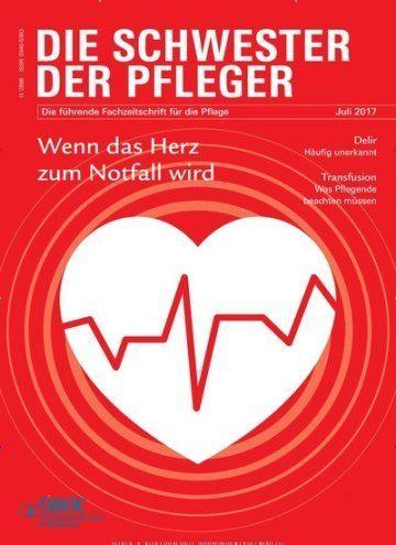 Wenn das #Herz zum #Notfall wird ☹💔 Jetzt in Die Schwester - Der Pfleger:  #Herzinfarkt #Gesundheit #Vorsorge