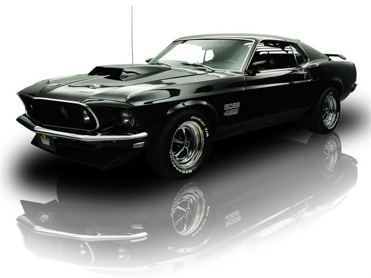 1969 Ford Mustang Boss 429 | RK Motors Charlotte | Collector and Classic Cars