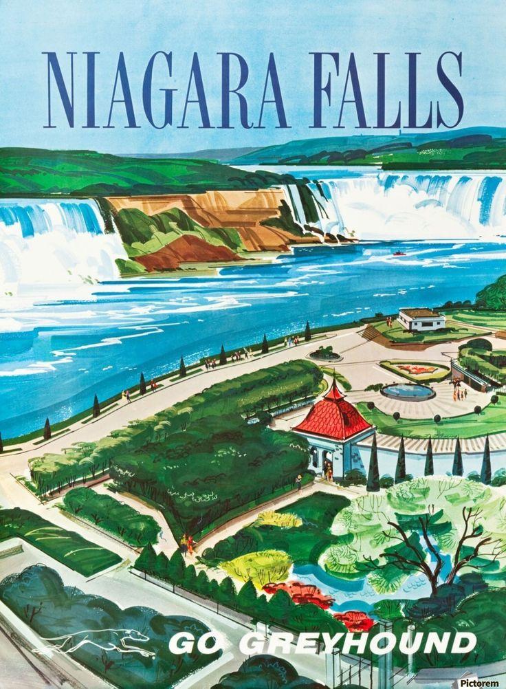 Greyhound to Niagara Falls